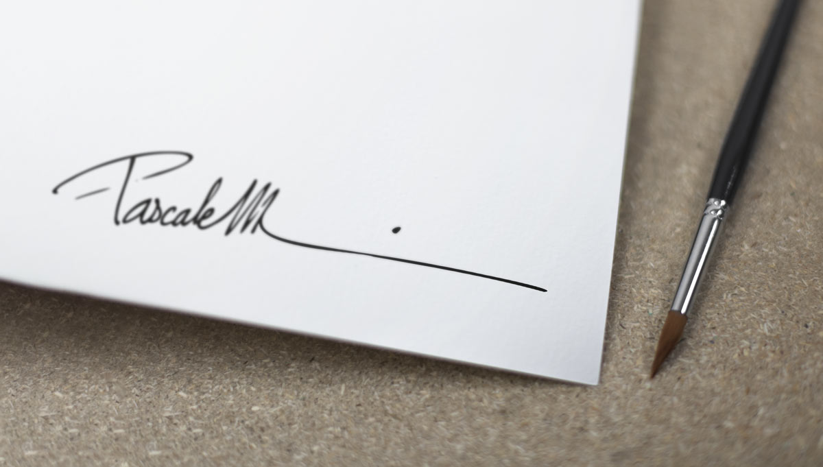 logotype signature