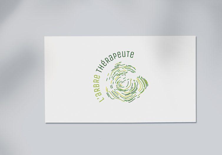 logotype l'Arbre Thérapeute